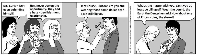 dollar ties