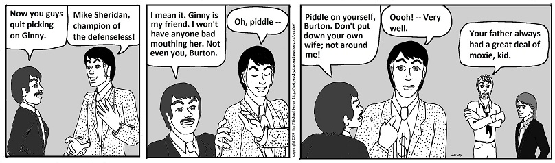 don't piddle